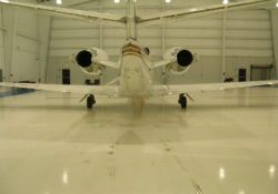 Aviation Hangar Industrial Floor Coating Systems