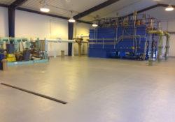 Broadcast SYstem flooring