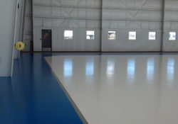 Industrial Floor Coating Systems