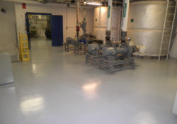 Corrosion Resistant floor coatings