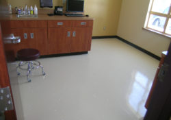 Easy to clean floor coatings