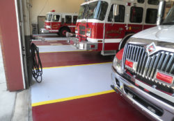 Fire EMS Floor Coatings
