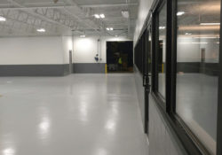 High Temperature floor coatings