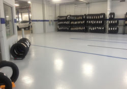HIGH WEAR FLOOR COATINGS