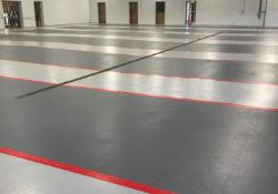 Fire Department Floor Coatings Systems
