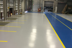 Flooring Coating Systems Loading Docks