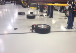 Maintenance Shop Floor Coatings