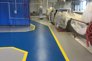 Floor Coatings Mortar Systems
