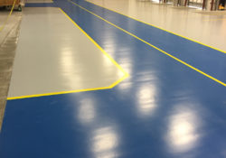 Flooring Coating Systems Mortar Systems High Traffic Docks
