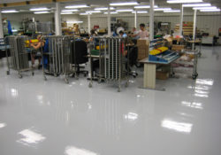 Specialty ESD FLOOR COATING Systems