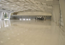 Tech Industry Flooring coatings