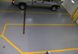 Wash Bay Flooring Coatings