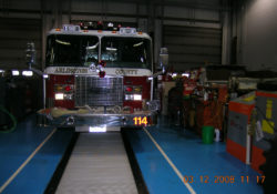 Wash Bay Flooring Coatings Fire Departments