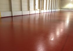 Chemical Resistant floor coatings