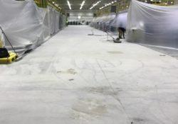 New Construction - Floor Coatings Prep