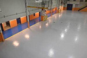 High Wear Industrial Floor Coatings