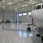 Aviation Hangar floor coatings