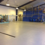 Broadcast Systems Industrial Floors