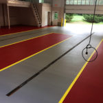 fire station flooring coatings