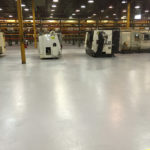 Broadcast Systems for Industrial Flooring