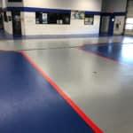 Car Dealer Floor Coating Systems