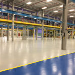 Epoxy Mortar Flooring Systems