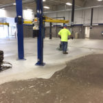 Mortar Flooring Systems
